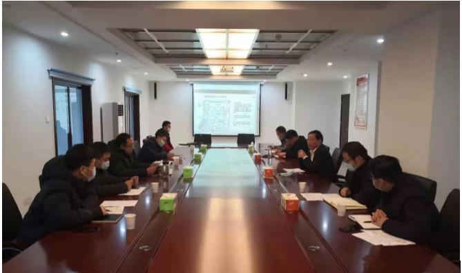 雷竞技手机版专用车组织召开公司二期建设
